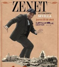 Zenet – La Guapería - Cartuja Center Sevilla