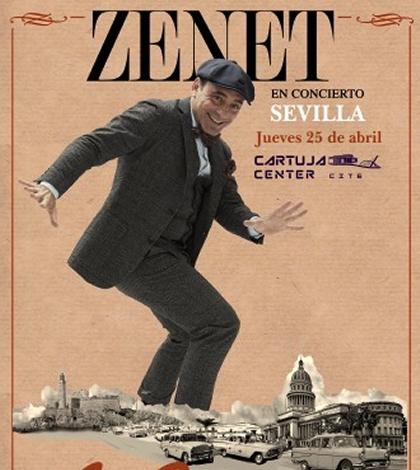 Zenet – La Guapería - Cartuja Center Sevilla
